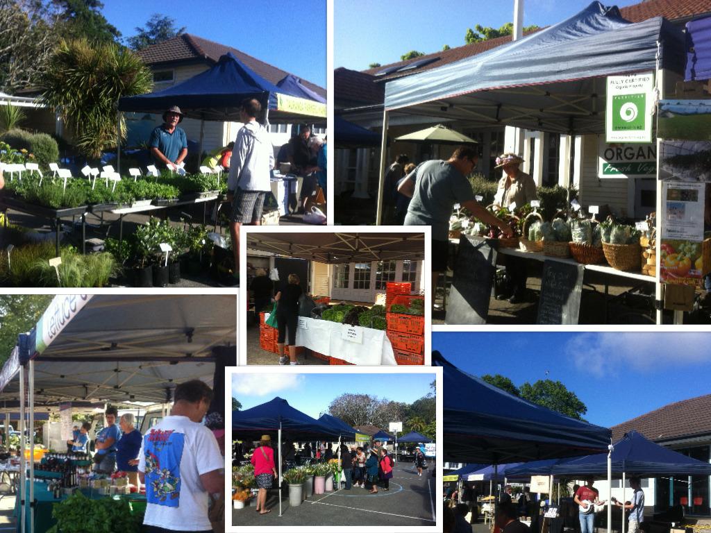 Farmers Market Tauranga
